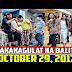 PANOORIN NAKAKAGULAT NA BALITA - OCTOBER 29, 2017 | ISKO MORENO | PRES.DUTERTE | KRIS AQUINO | COGIE DOMINGO!