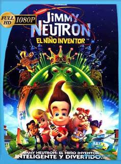 Jimmy Neutron: el niño inventor (2001) HD [1080p] Latino [Mega] dizonHD