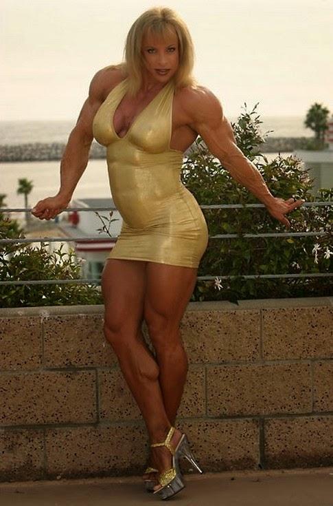 Hardcore muscle goddess dreamin - 1 5