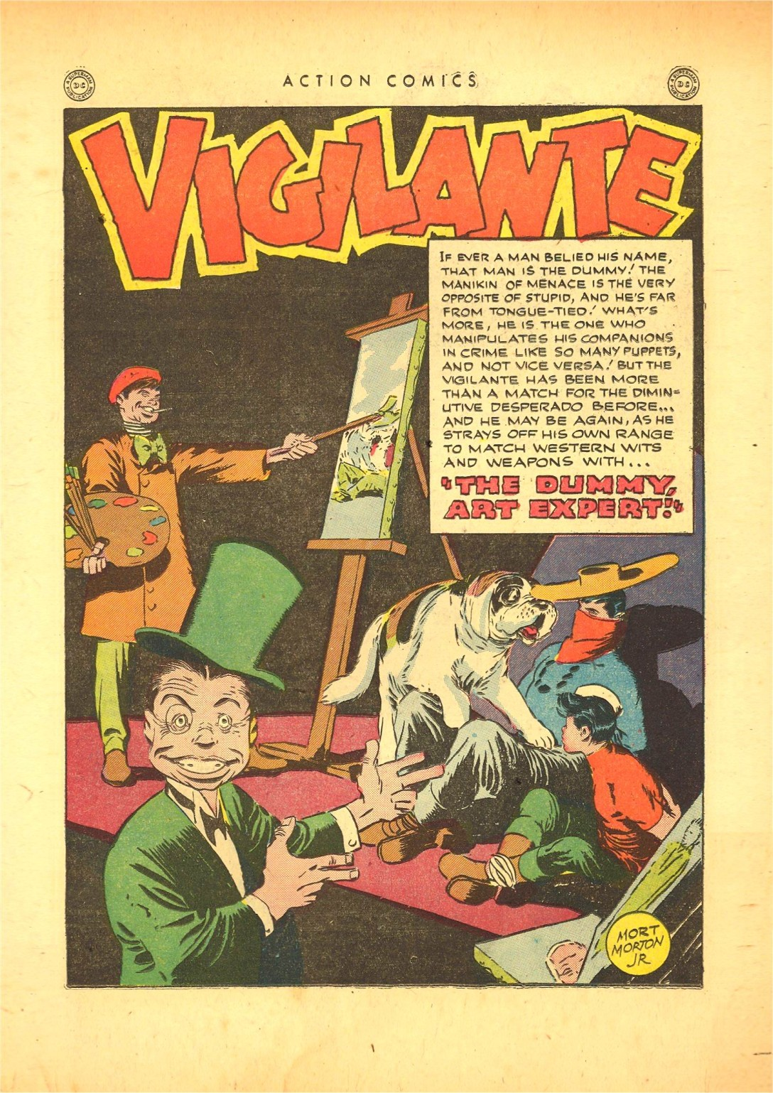 Read online Action Comics (1938) comic -  Issue #87 - 22