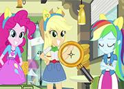 juegos my Little Pony encuentra los numeros