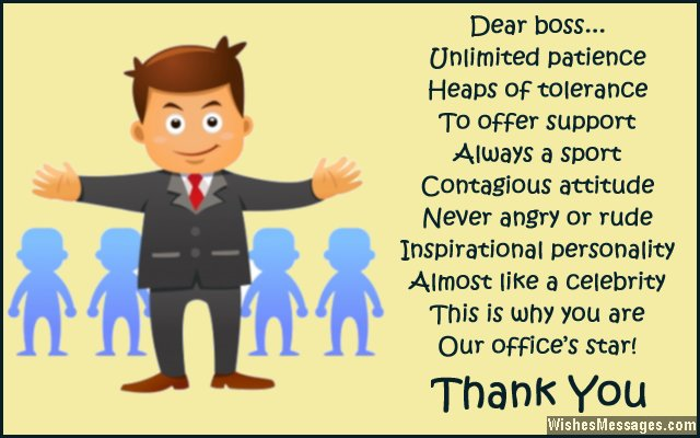 Happy Thanksgiving Wishes For Boss 2016- Thank You Message For Employees And Boss