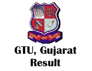 GTU Winter Degree Exam Result 2017