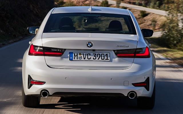 novo BMW Série 3 2020 - Brasil - Preço
