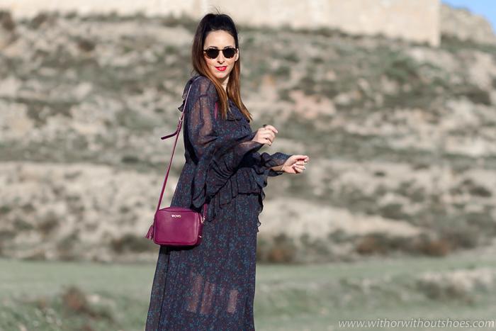 Blogger influencer de valencia con ideas de loooks para llevar en el embarazo
