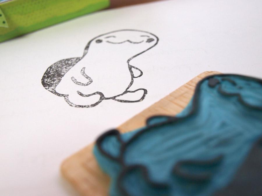 Segundo intercambio dibu producto por sello: Patry de Patypeando