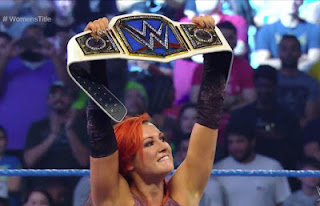 Becky Lynch Backlash The Miz Heath Slater AJ Styles Backlash 2016
