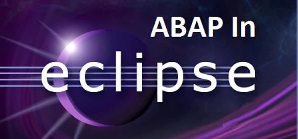 Resultado de imagen para abap in eclipse