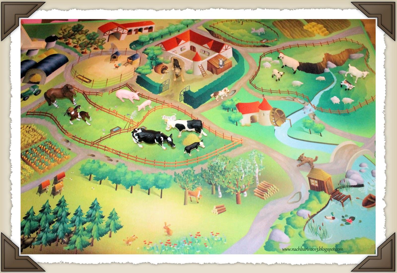 Die lästige Nachbarin: Rund um den Bauernhof [18-24 Monate]