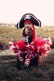 Disfraz pirata casero