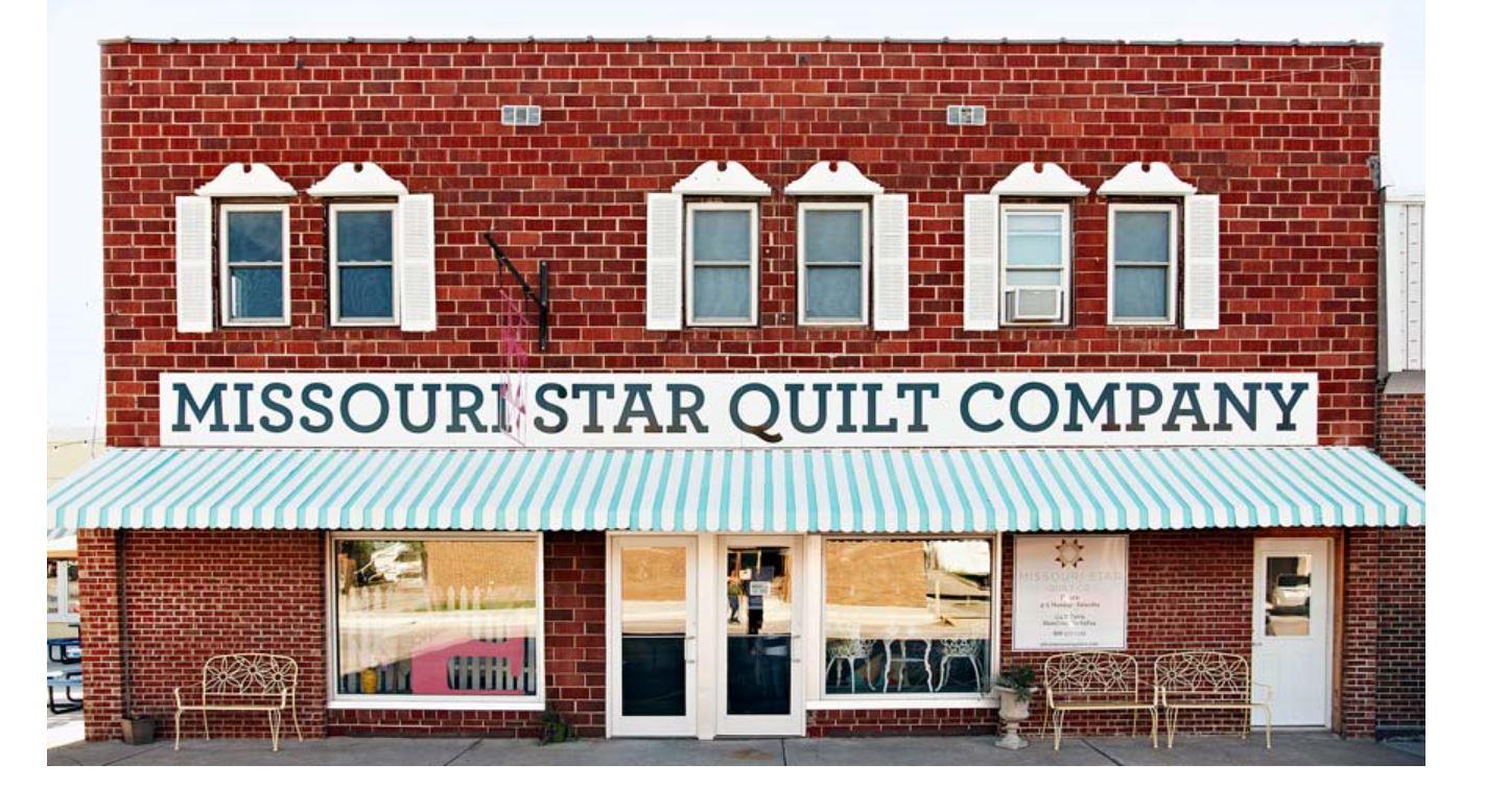 Missouri Star Quilt Company Retreat 2017