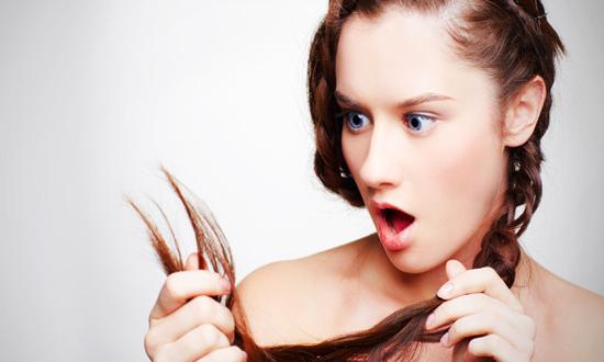 Gambar untuk Cara Mengatasi Rambut Bercabang Secara Alami