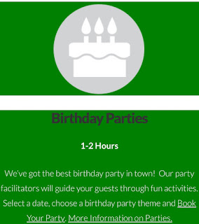 Snapology Birthday Parties