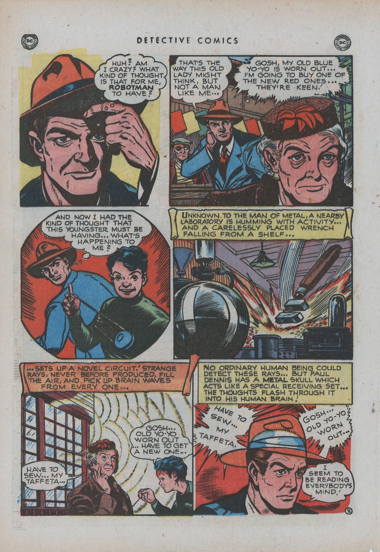 Read online Detective Comics (1937) comic -  Issue #154 - 28