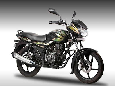 Bajaj Discover 125 bike images