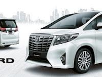 Harga & Kredit Mobil Toyota Alphard di Jakarta
