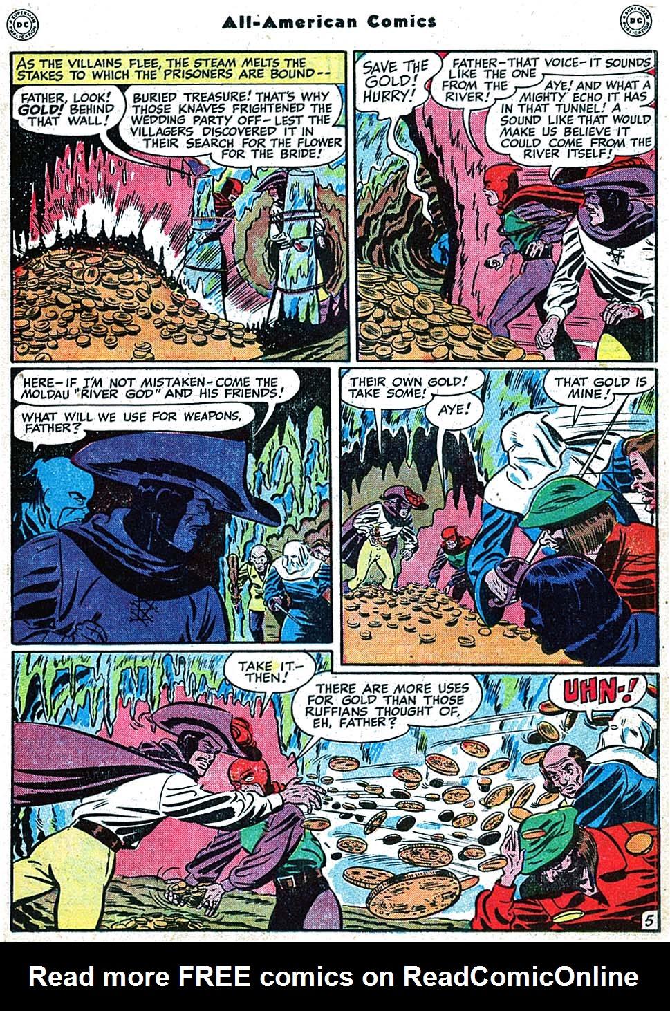 Read online All-American Comics (1939) comic -  Issue #98 - 21