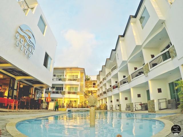 Review Boracay Ocean Club Beach Resort Station 3 Aklan