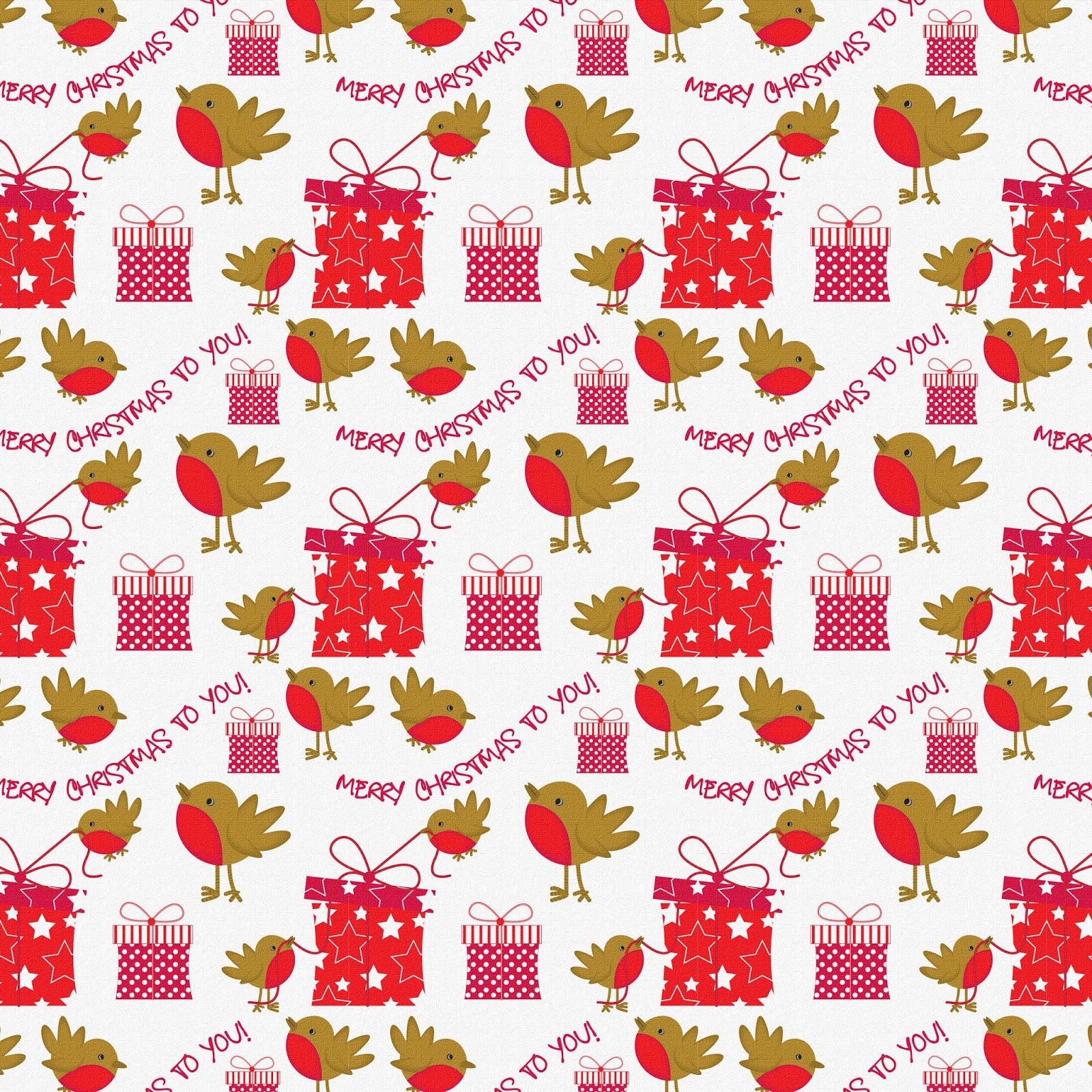 Cute Christmas Papers. , Oh My Fiesta! in english
