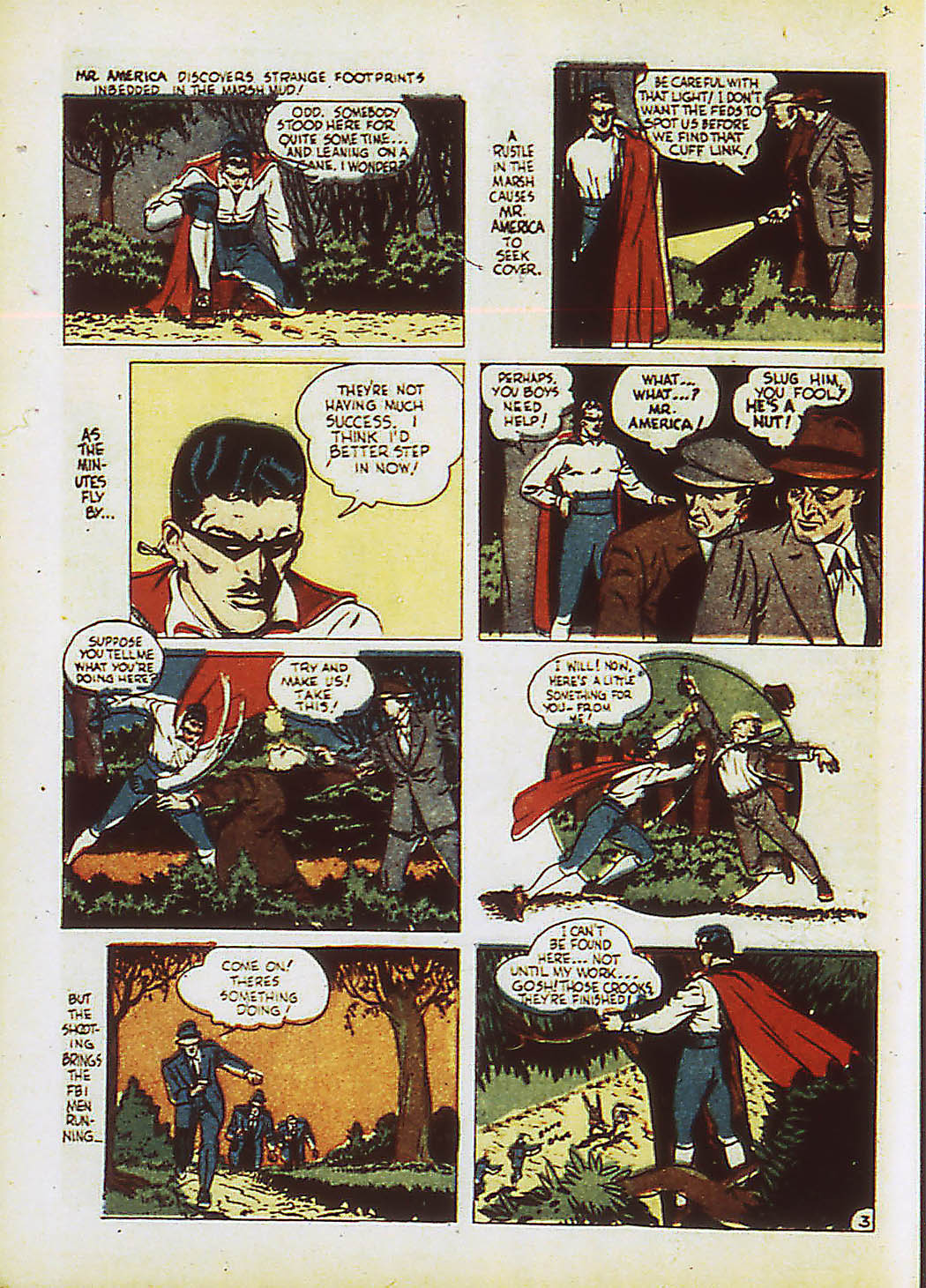 Read online Action Comics (1938) comic -  Issue #34 - 41
