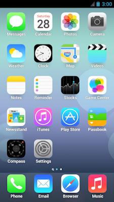 Aplikasi Tema Launcher Android Pilihan Terbaik  #5 Aplikasi Theme Launcher Android Pilihan Terbaik