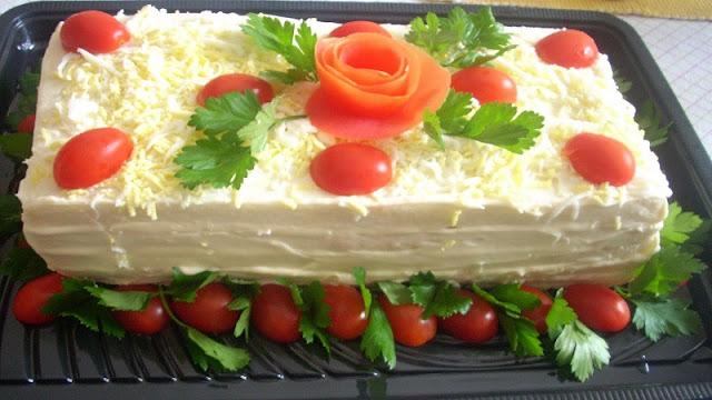 Torta Fria Light (Imagem: Reprodução/Carmen Giacomazzi)