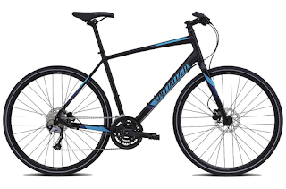 Stolen Bicycle - Specialized Sirrus Sport