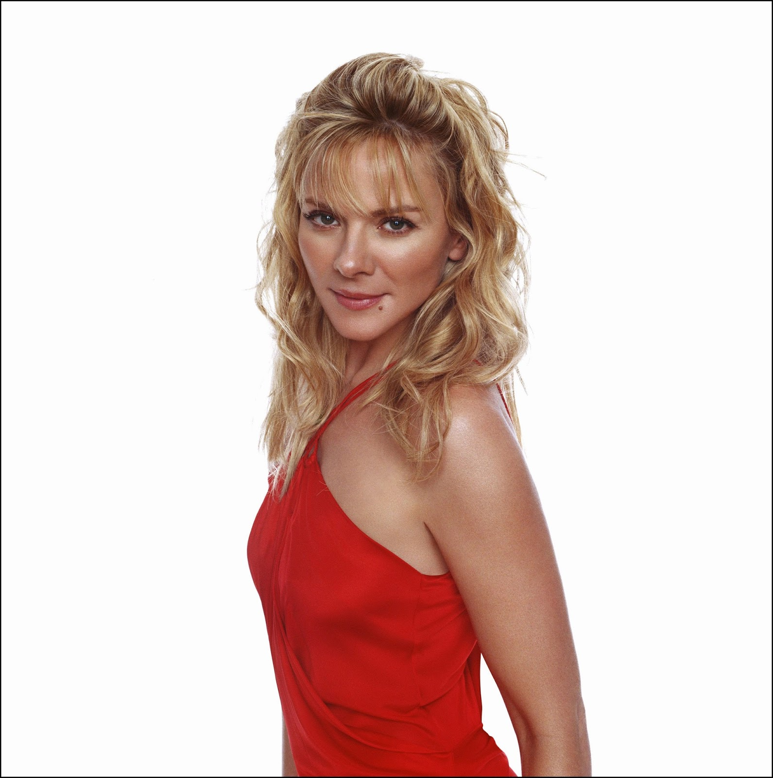 A Slice of Cheesecake – Kim Cattrall – Idol Features Kim Cattrall