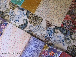 border for hankie quilt