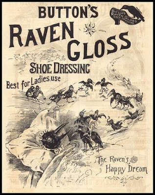 Button's Raven Gloss Shoe Dressing
