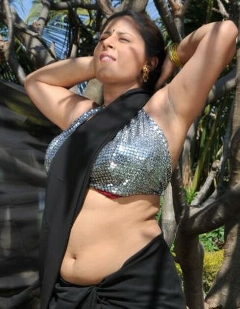 Sunakshi Indian Actress Big Navel Show