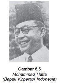 Sejarah Singkat Koperasi di Indonesia