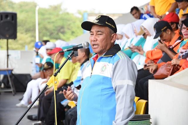 Walikota Janjikan Tahun 2019 Guru Honor Dapat Gaji 13