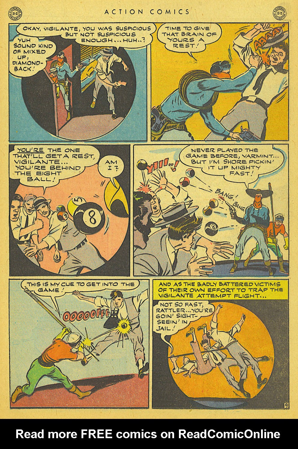 Read online Action Comics (1938) comic -  Issue #86 - 31