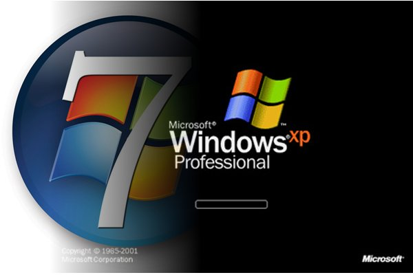 windows xp vs windows 7