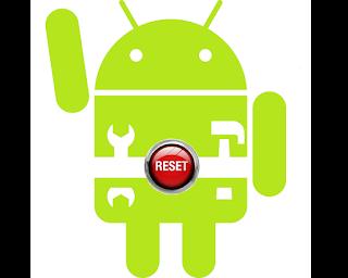 Cara reset semua ponsel Android asus samsung xiaomi htc sony
