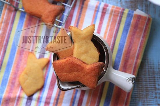 Resep Cookies Keju Ikan Buat si Krucil