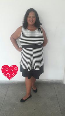 Blogueira Luciane Santos
