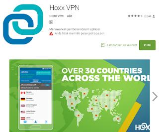 Ulasan Lengkap Tentang Hoxx VPN