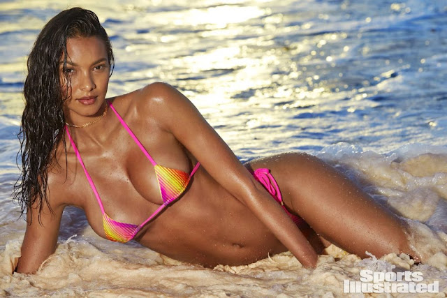 Lais Ribeiro Ensaio Sensual na Sports Illustrated Swimsuit Issue 2018 + Making Off