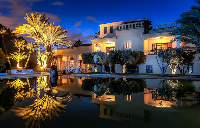 home styling retreat Marrakesh