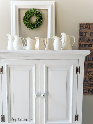 top coat options for chalky painted furniture