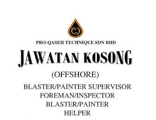 Pro Qaseh Technique Kerja Kosong