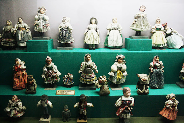 International dolls museum is one of few places to visit in Chandigarh for children