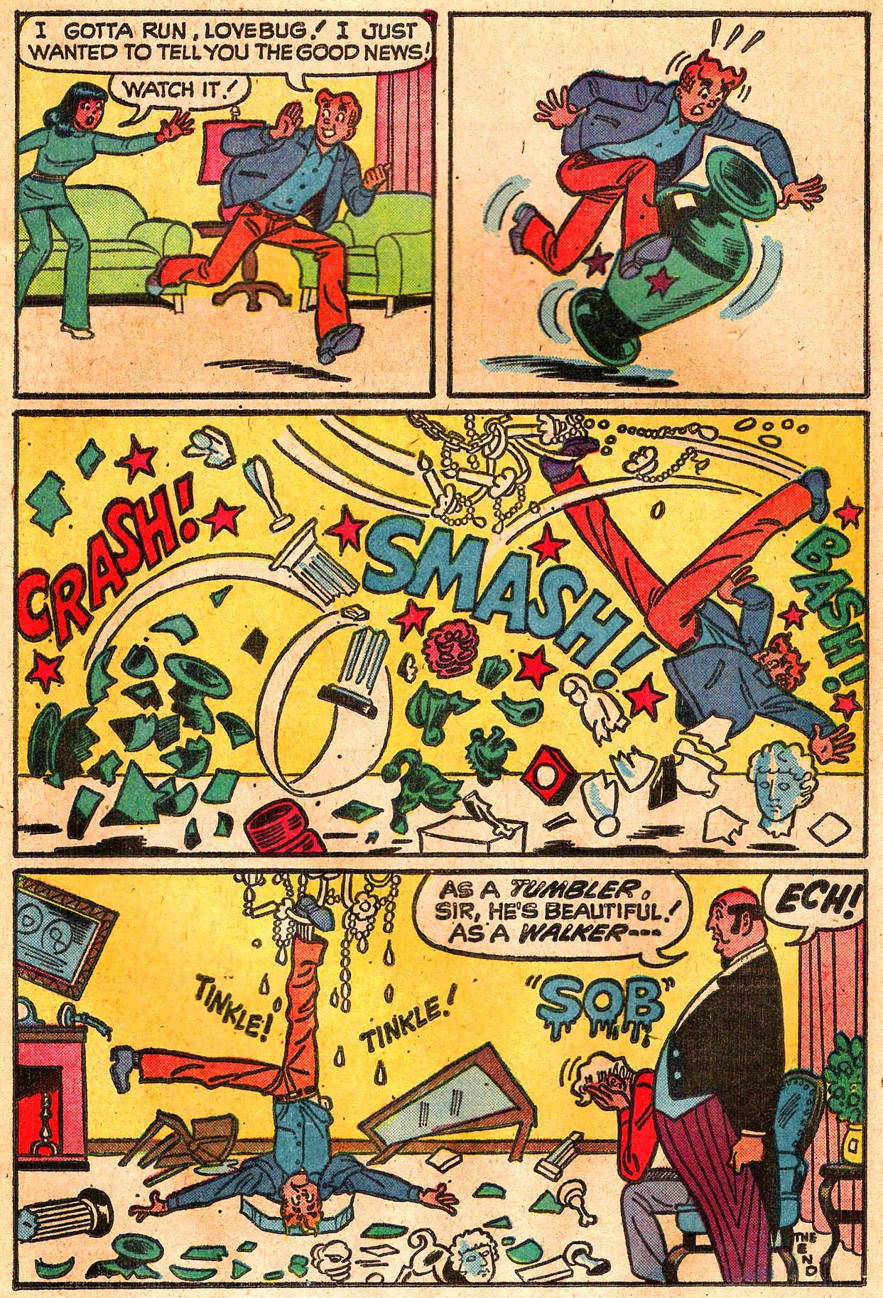 Read online Archie (1960) comic -  Issue #225 - 17