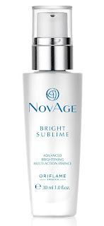 Крем для кожи вокруг глаз NovAge Bright Sublime