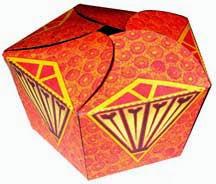 Nice Original Free Printable Diamond Boxes