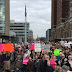 Thousands protest Trump in Buffalo