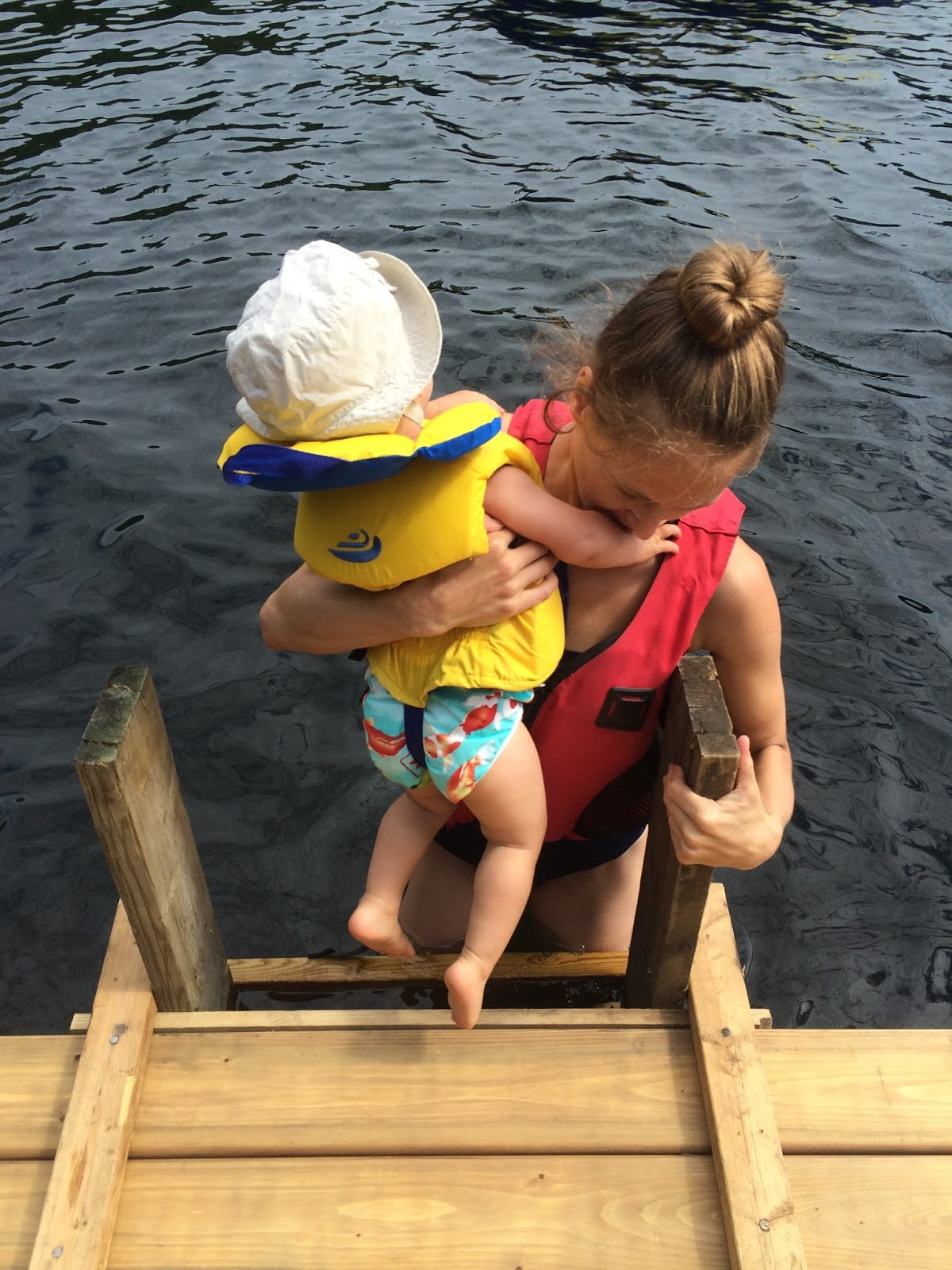 Tips Cottageing With A Toddler Swimming Holes We Have Known