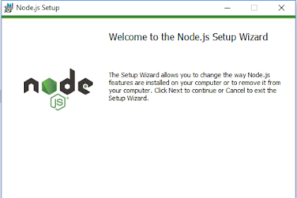 Cara Instal Express.js Dan Node.js Pada Sistem Operasi Windows